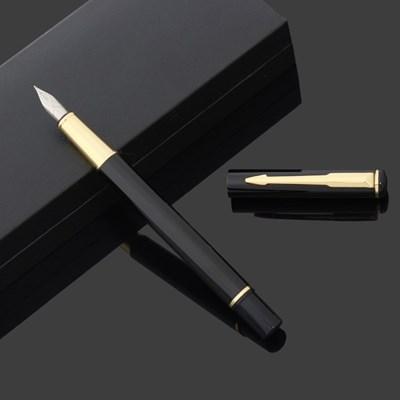 에디트 만년필+케이스세트(블랙)