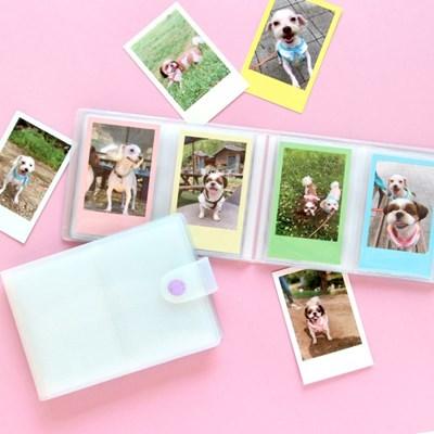 포토카드북(단추형) S