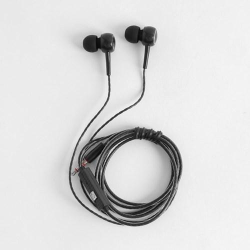 굿톤즈 커널형 이어폰(블랙)/ 무통증 핸즈프리