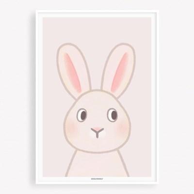 굴리굴리 포스터 BABY BUNNY (087)