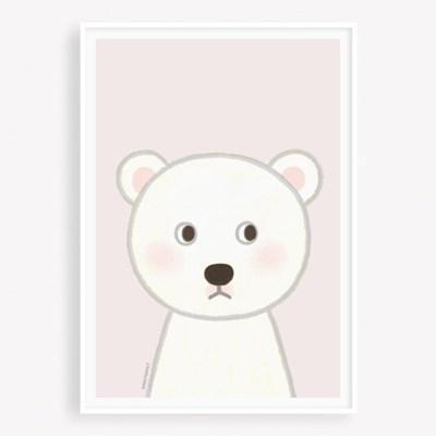 굴리굴리 포스터 BABY BEAR (083)