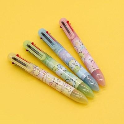 2000스밋코구라시 6색 볼펜