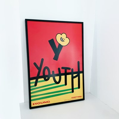 [KEEERI x BFMA] EVERYTHING 포스터 A3-YOUNG