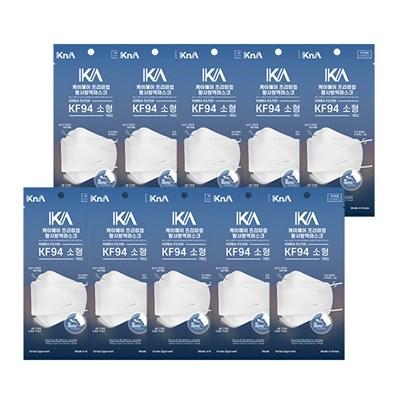 KF94 마스크 (100매) 모음