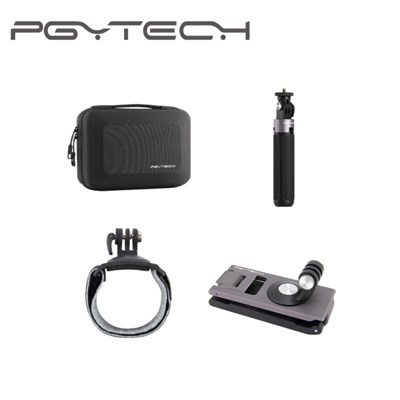 PGYTECH 액션 카메라 액세서리 콤보 P-GM-138