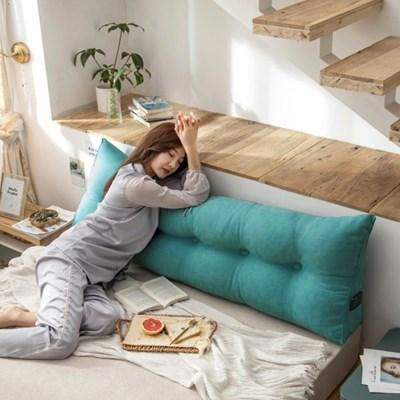 침대헤드쿠션 등쿠션 베개 (H30)