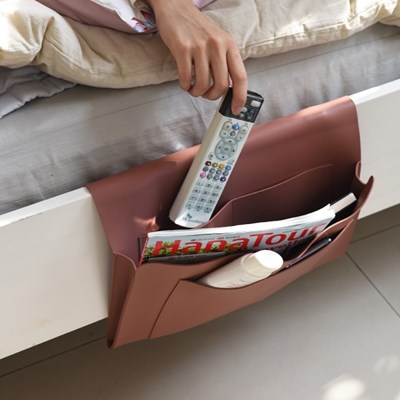 거실 침실 틈새 수납 트랜디 디자인 리빙 포켓 파우치_(489116)