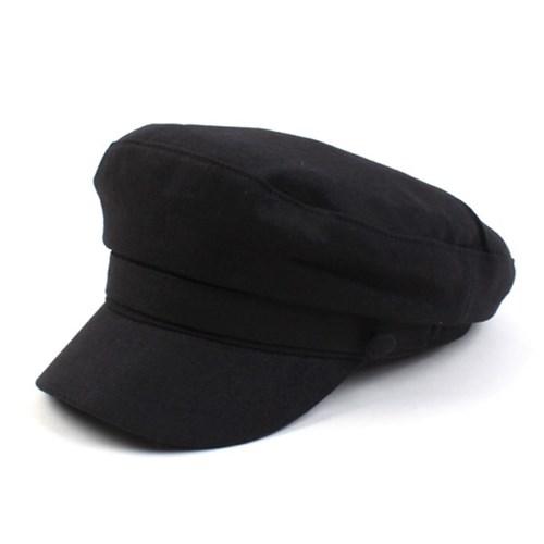 Linen Black Line Marine Cap 린넨마린캡