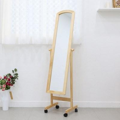 포메리트 이동식 슬림 비산방지 전신거울 2color
