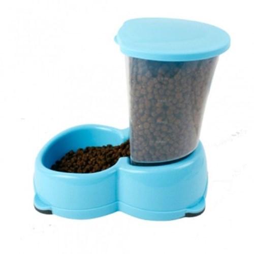 반려동물 급식기 강아지 고양이 사료그릇 물통 펫용