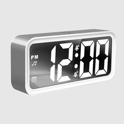 아따크다 초대형 LED 스크린 큰숫자 디지털 시계 달력