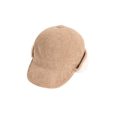 [슈펜] 코듀로이 귀달이 모자 TPCC20W06