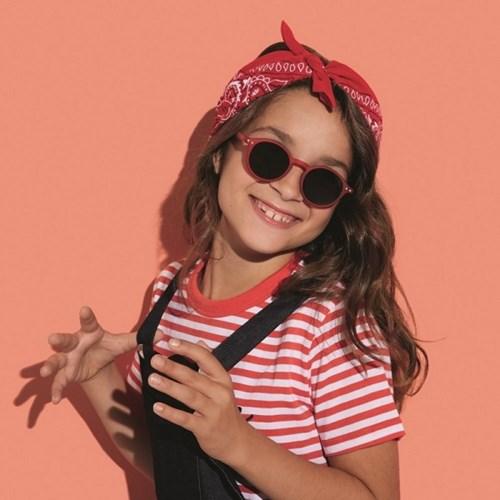 이지피지 주니어 선글라스 #D 아이코닉 (기본칼라, 4-10세용)