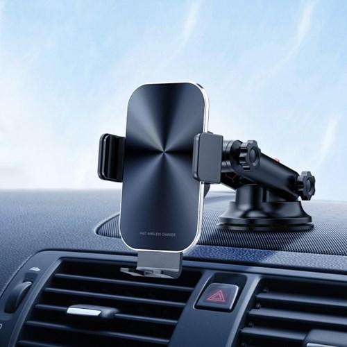 Z100  X7 Holder  15W 차량용무선충전거치대 차량용핸드폰거치대