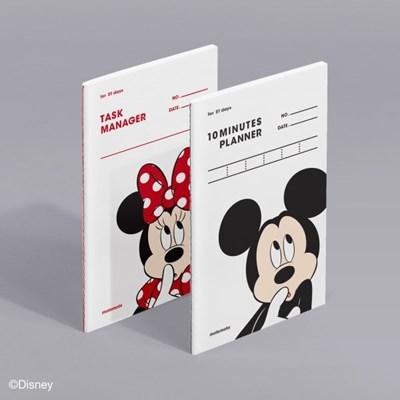 [모트모트] 디즈니 31DAYS 플래너