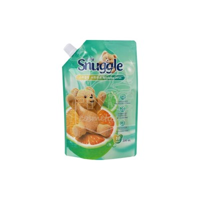 스너글 초고농축 섬유유연제 200ml/스파클링 시트러스