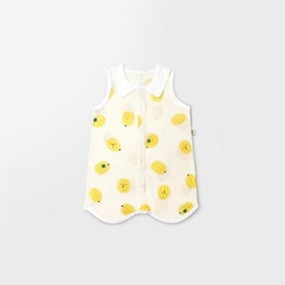 [메르베] 아기참외 아기수면조끼_여름용_(1593821)