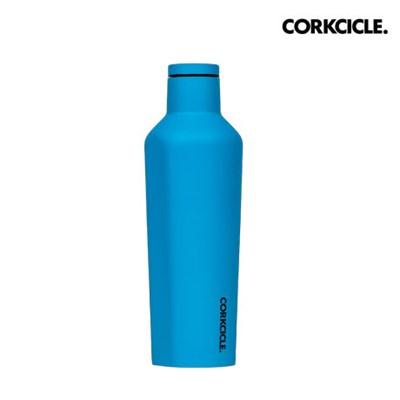 [콕시클]딥티드 캔틴 보냉/보온병 470ml 네온 블루