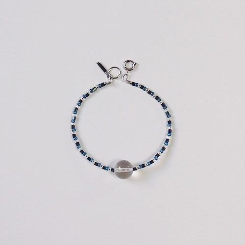 blue_silver_br 블루실버 백수정 비즈팔찌