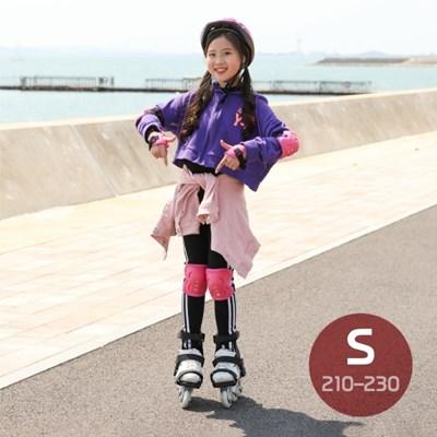 고고타 사이즈조절 신발탈착 아동 인라인 S (보호대 및 주머니 증정)