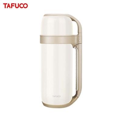타푸코 스텐레스 진공단열 대용량 보온병 1.5L 크림 / TDB-1500CR