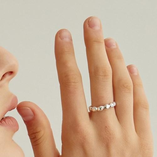 [이기광 착용][silver925]chubby open ring