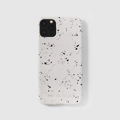[스리살짝] soft dot glossy (2color) 소프트도트 유광케이스
