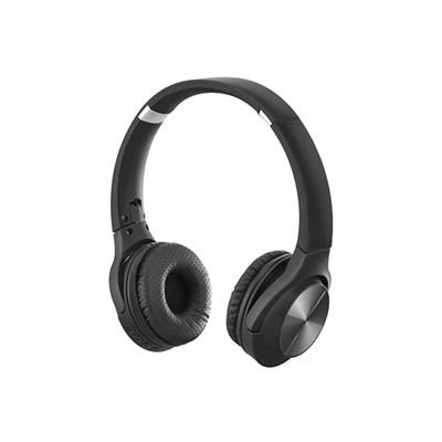 엑토 BTH-06 블루투스 5.0 접이식 유무선헤드셋 블랙