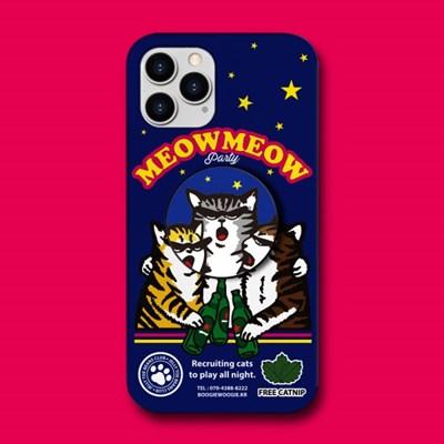 슬림하드 케이스 스마트톡 세트 - 미우클럽(Meow Club)