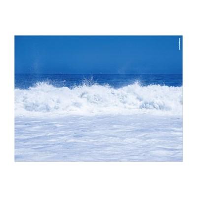 [카멜앤오아시스] Untitled 15 브라질 코파카바나 바다 파도 포스터