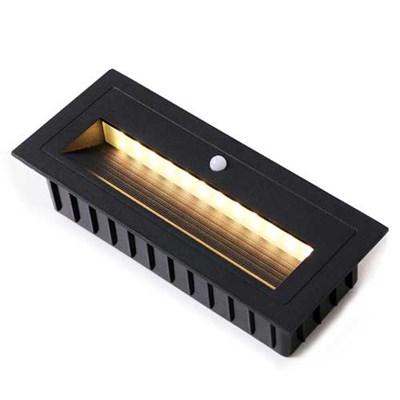 LED Q21 외부 센서 매입벽등 5W