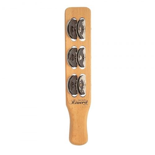 [중앙악기] 리베라 Rivera 징글스틱 우드 6벨 80207