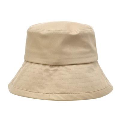 KJU02.와이드챙 벙거지 모자 버킷햇 여성 남성 챙모자 봄 여름