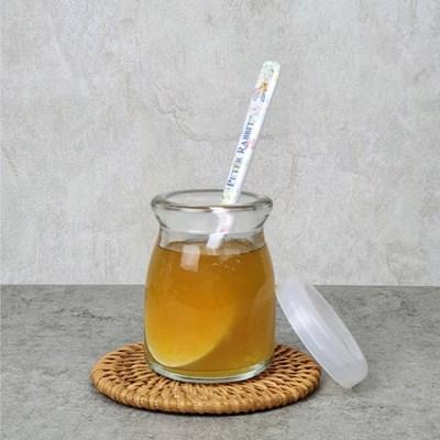 유리병 우유병 100ml(신형) 음료 저장용기 밀폐용기 공병판매