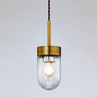 LED 펜던트 미켄 1등 브론즈 카페 매장조명_(2036457)