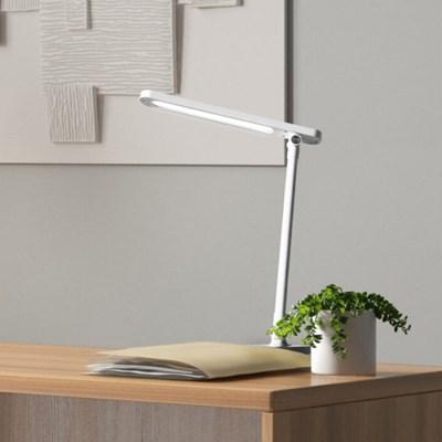 폴드 LED 스탠드 충전식 데스크 스탠드 학생용 충전용 무선램프