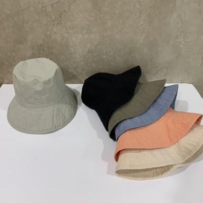 대두 깊은 챙넓은 데일리 패션 버킷햇 벙거지 모자