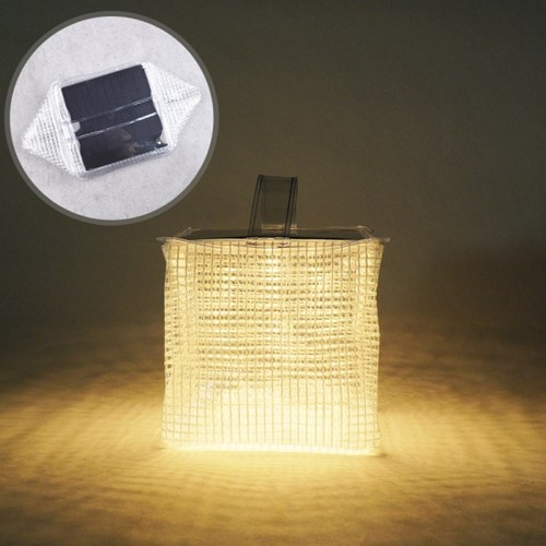 감성 캠핑조명 랜턴 LED 휴대용 태양광등 충전식 타프등_(1487984)