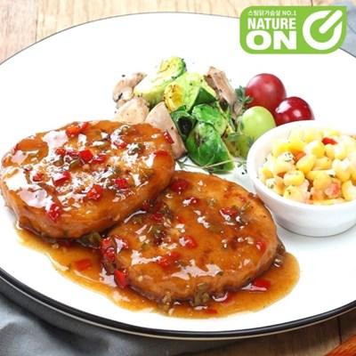 닭가슴살 스테이크 매운갈비맛(120g) x 10팩