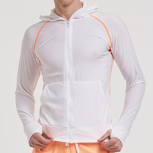 남자 서핑 배색 딱붙는 레쉬가드세트 수영복 세트