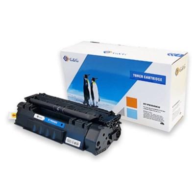 HP Q7553A (53A) 지앤지 토너 Laserjet P2014 P2015 M27_(1451949)