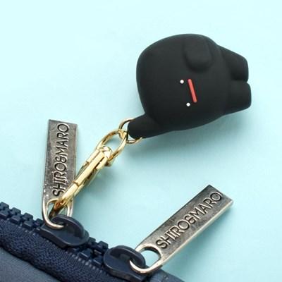 나인어클락 머랭 실리콘 키링 에어팟 버즈 프로 라이브 열쇠고리
