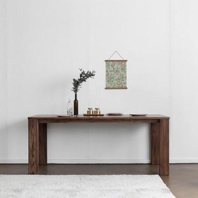[애쉬크브라운] 6인용식탁/테이블 1800_(1693164)
