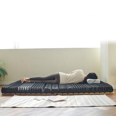 7cm/11cm 프리미엄 14존 접이식 수면 토퍼 3D 침대 매트리스