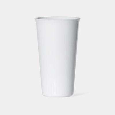 L 세라믹 리유저블 컵, Porcelain Reusable Cup 400ml, 13.5oz