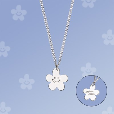 SMILE FLOWER NECKLACE