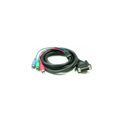 [C0866] Coms DVI/콤포넌트 케이블 (DVI24+5-RCAx3)