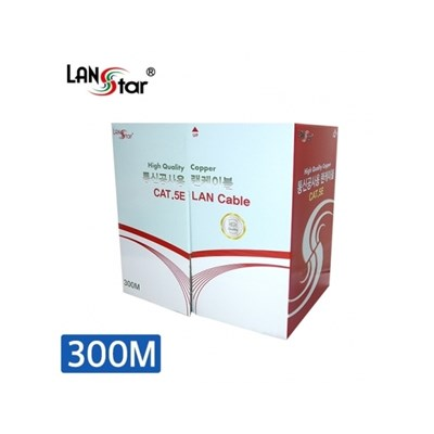 CAT.5E SFTP, Gray 300M BOA LS-5SFTP-300M