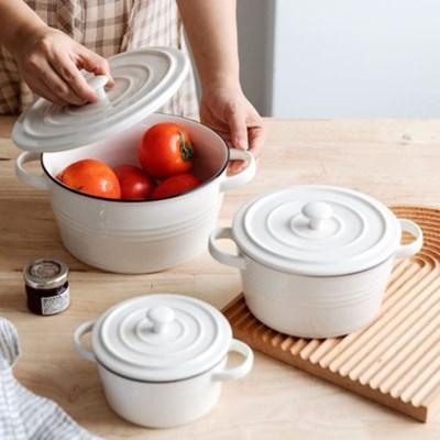 온나 오븐용 그라탕 그릇 파스타그릇 카레용기