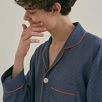 [인견] (m) Greece Pajama Set